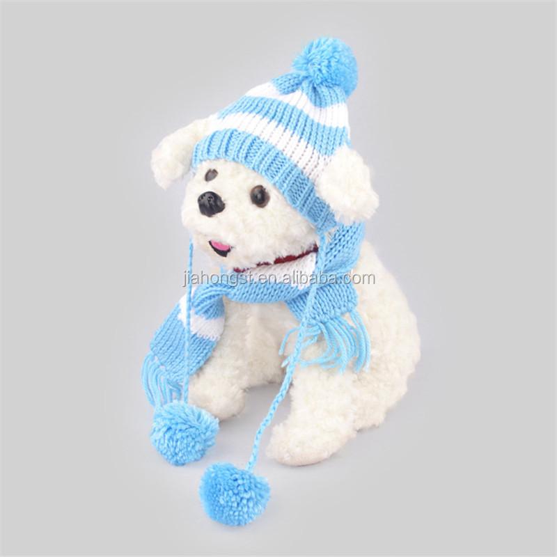 Tapas bufanda perro traje sombrero mascota gorras sombrero bufanda ...