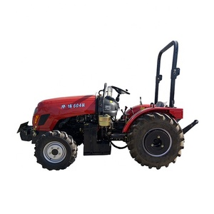 30 to 60 hp 4wheel drive farm tractor for orchard greenhouse