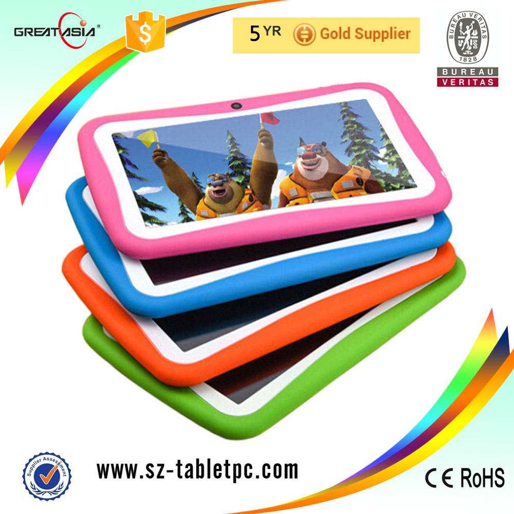 Best cheap 7 inch kids tablet Chinese wholesale android kids tablet 7inch OEM manufacturer