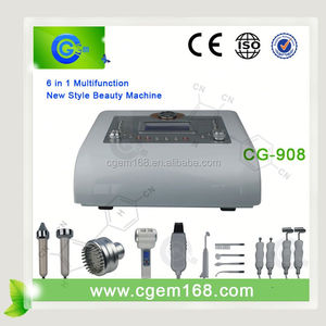 CG-908 6 in 1 diamond dermabrasion tools for sale