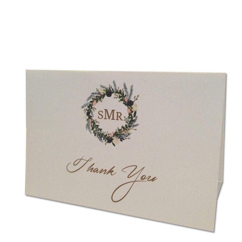 Свадебные благодарственные открытки, зарядка гифки