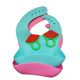 Soft Kids Silicone Baby Bibs,BPA free Baby Bibs,Silicone baby Bibs with baby teether