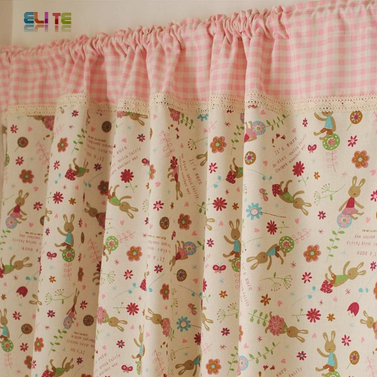 koreanisch spitze n hen stoff vorh nge k che xian bildh lfte vorhang aus modern heimtextilien in. Black Bedroom Furniture Sets. Home Design Ideas