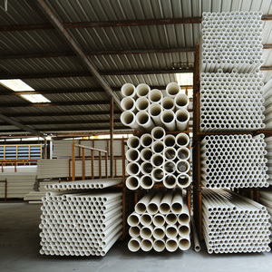 Factory Outlet Quality Pvcu High Pressure Pipes Water/pvc Prices 4'' Sch 40 2 Inch Pvc Pipe For Water Supply