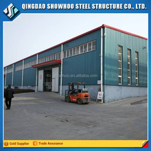 Design Steel Structures Industrial Building Modular Metal Warehouse
