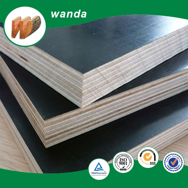 18mm Film Faced Plywood Phenolic Board for construction