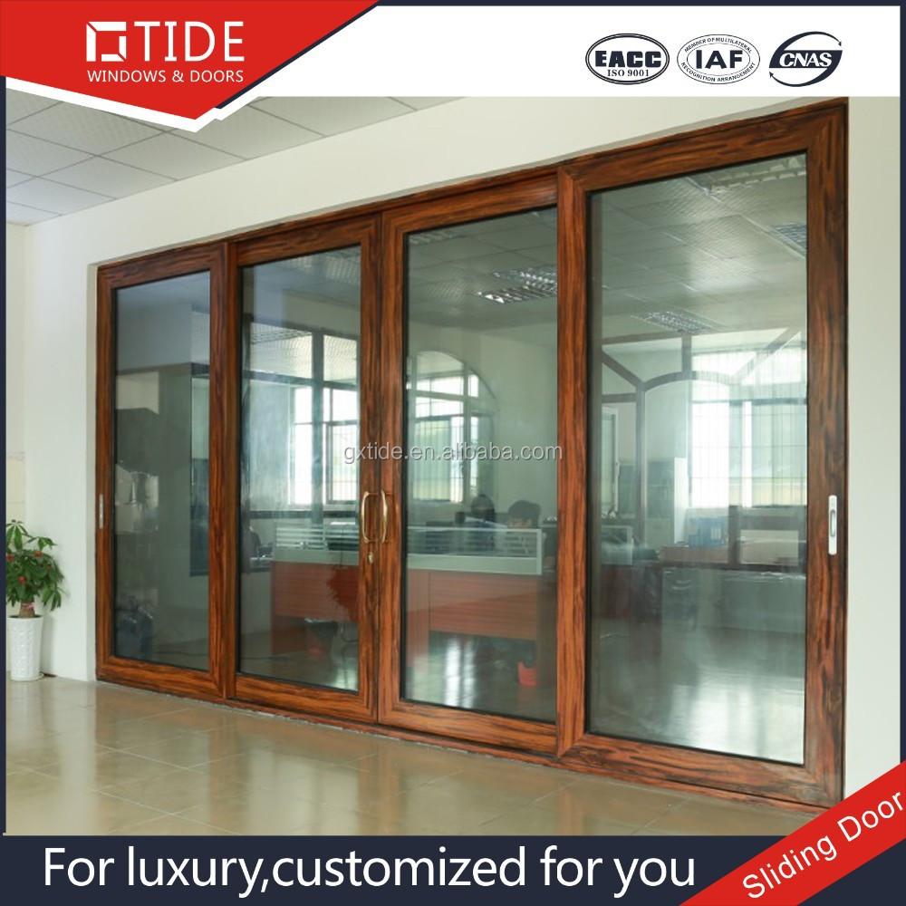 Aluminum sliding glass doors womenofpowerfo sliding french doorfinishing wood aluminum sliding glass doors planetlyrics Choice Image