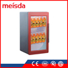 Hot sale SC68 H display counter commercial refrigerator soft drink diplay cooler