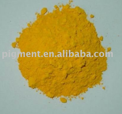 Pigment Yellow13 for printing ink with good migration resistance