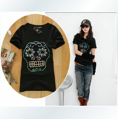 new 2014 t-shirts plain black cotton t shirts for women ,clothing set,sweatshirts for girls