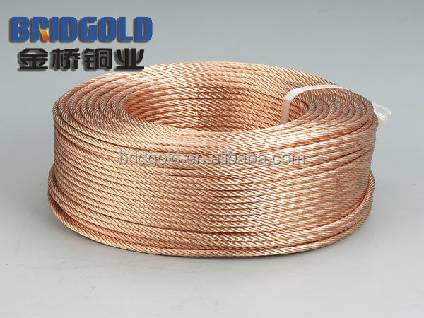 Insulated Copper Wire Rope - Buy Insulated Copper Wire,Copper Wire ...