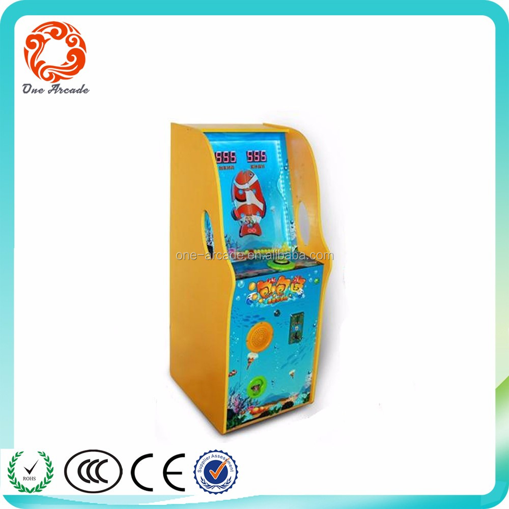 child's play video coin operated kids quiz game machines