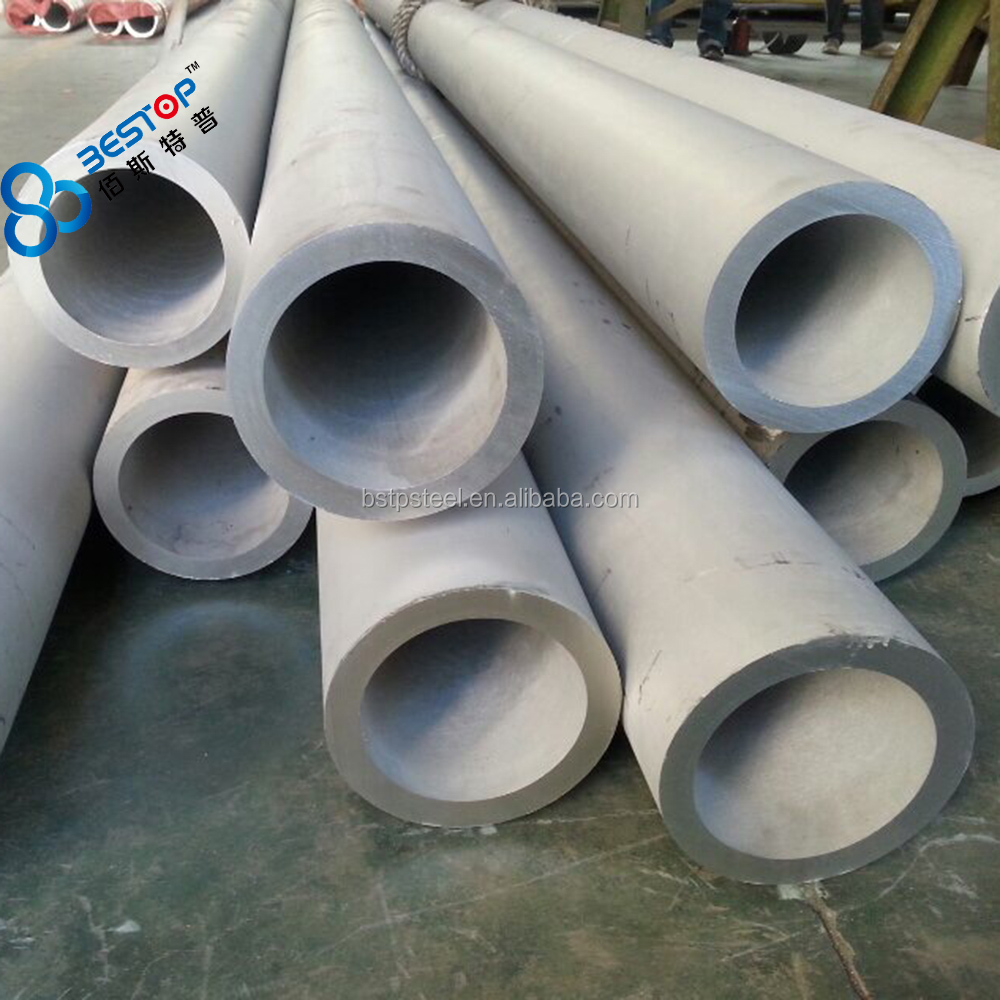 316Ti,316H Thick Wall Large Diameter Stainless Steel Tube Manufacturer