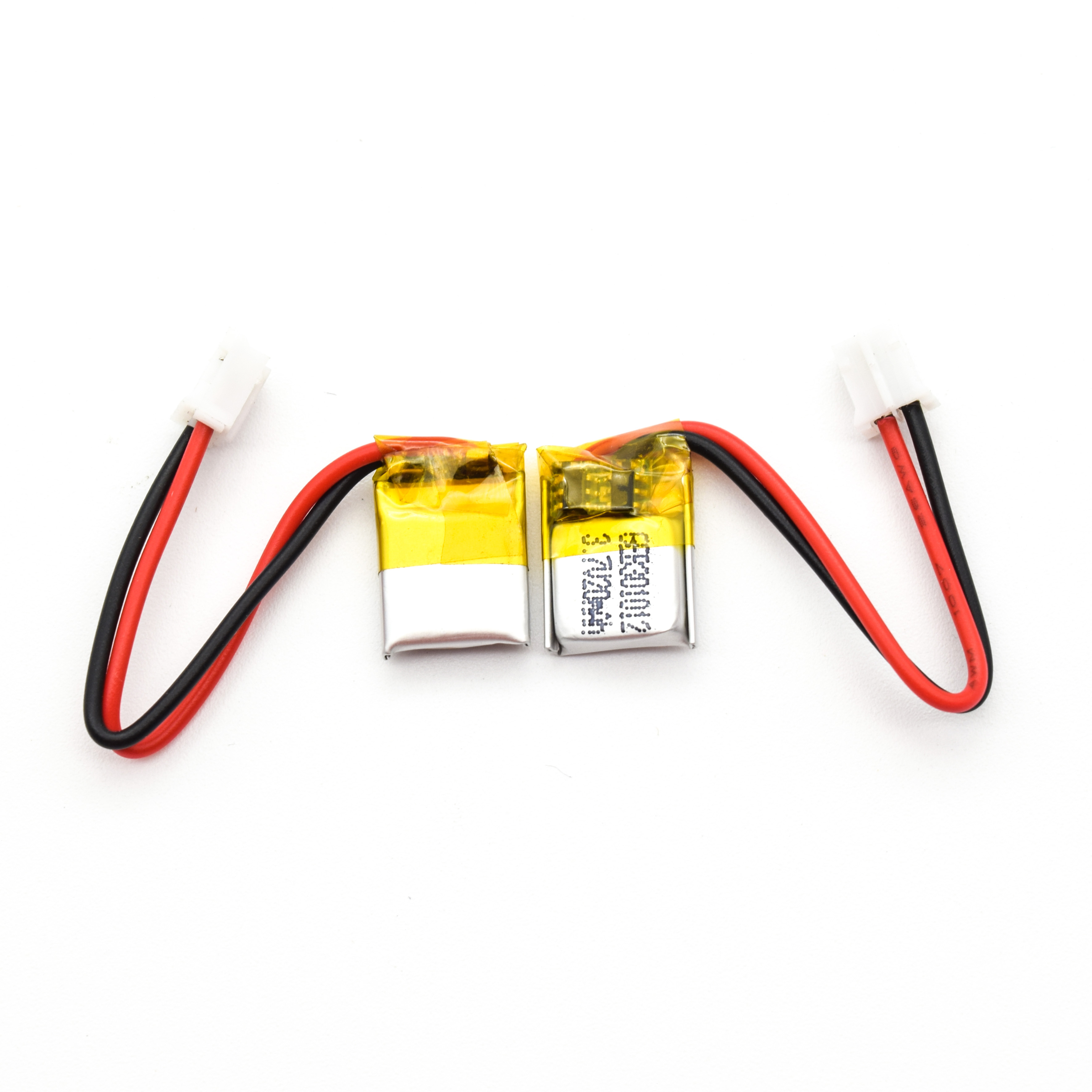 Small cell  3.7V 20mah lithium ion batteries ultra thin battery