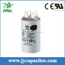 cbb60 4uf capacitor zhejiang taizhou manufacture