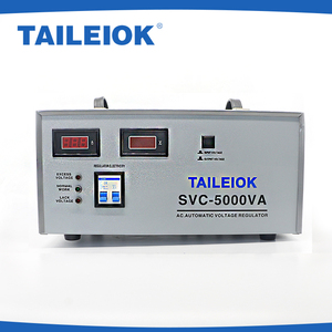 5000w voltage and frequency stabilizer 230v