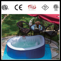 2014 new style High Quality Indoor/Outdoor Portable spa inflatable