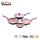 chinese ceramic cooking pots aluminium customized marble kitchen utensils used cooking saucepot frying pan tawa wholesale prices
