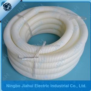 32mm PVC Flexible Pipe Electrical plastic Corrugated Conduit