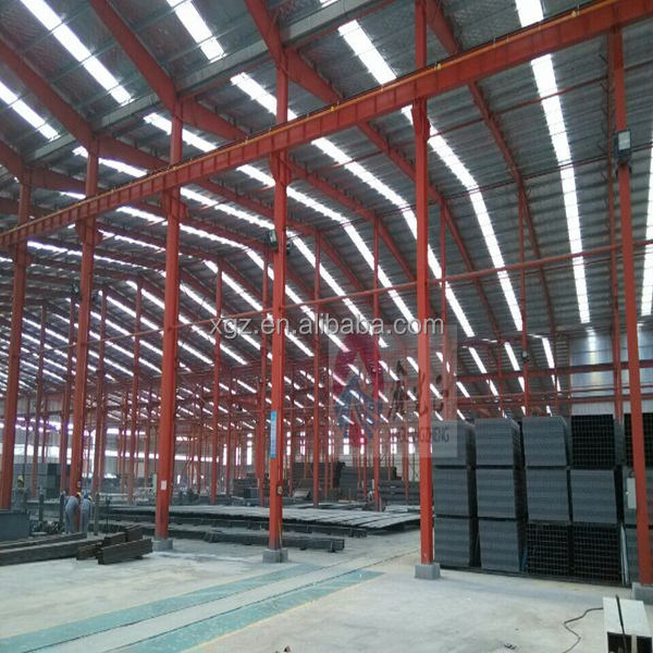 Light steel building factory of steel structural