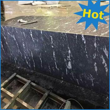 Snow Grey Granite Black With White Veins