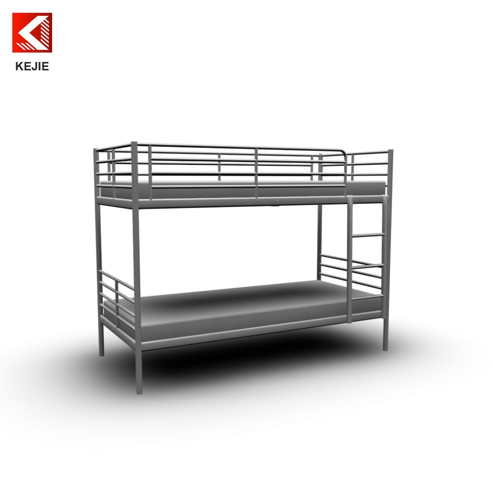 Sweden Metal Adult Bunk Beds King Size Bunk Bed Frame Metal