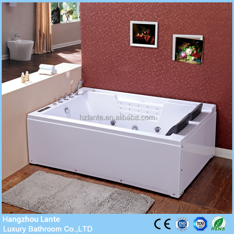 Luxury 2 Person Whirlpool Spa Bath Tub - Buy Double Bath Tub,2 ...