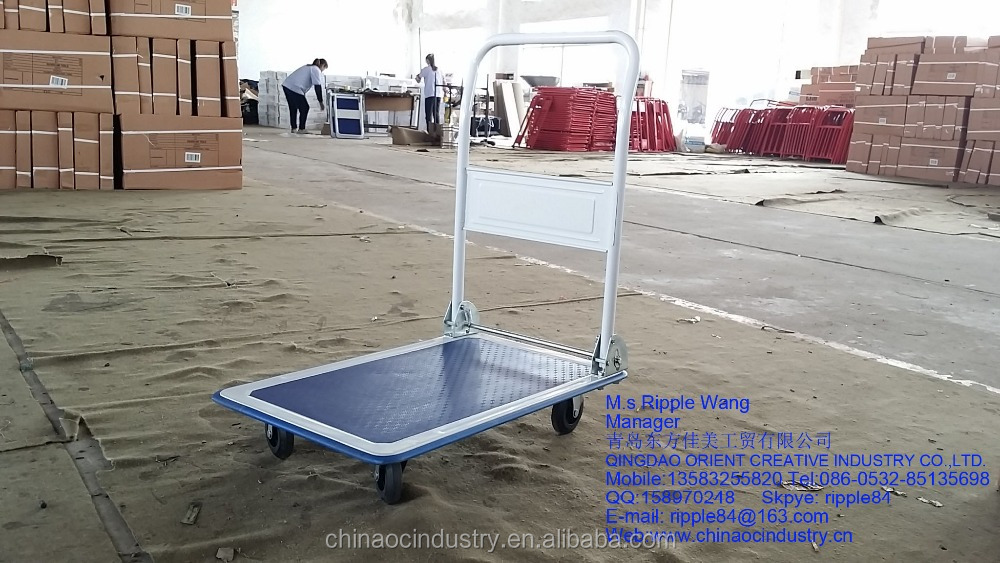 wheelbarrow prices handtrolley Platform HandTruck PH150