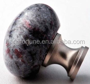Natural Granite Stone Cabinet Knobs - Buy Natural Stone Cabinet ...