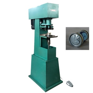 Manual Tin Can Sealer Plastic Can Sealing Machine