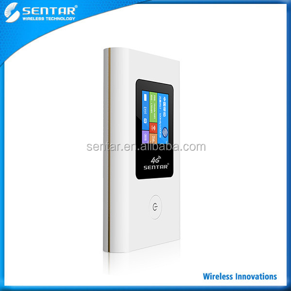 Multi Sim Modem 4g Router Also Support 3g Portable Wireless