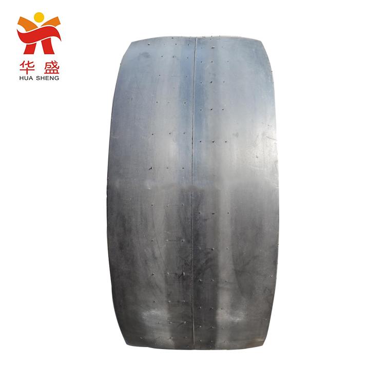 China pneus de boa qualidade 17.5-25 pneus de rolo liso