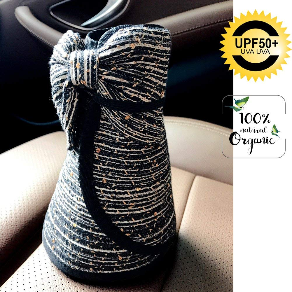 7618e60b1b6e4 Get Quotations · UPF 50+ Glitter Sun Hat for Women Ladies