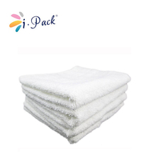 ECO-Friendly white fabric stretch terry cloth