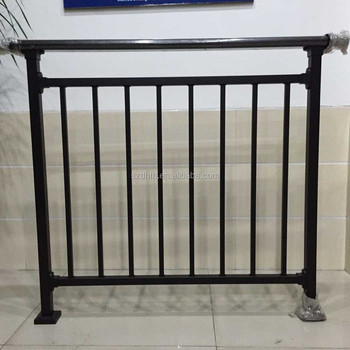 Prices Railings for Balconies/Wrought Iron Railing /Cast Iron Balcony Railing