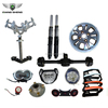 Japanese Technology Manufacturing electric rickshaw spare parts e rickshaw motor kit