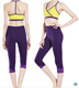 Wholesale oem high quality women brazil gym yoga fitness clothing wear