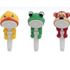 Cute Animals Hand Held Shower Head Nozzle,Wall Mounted Aspersed Sucke Shower Filter