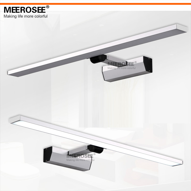 New Luminaire 10w Bathroom Led Mirror Light Lamps Wall Mount Bracket For Lamp Md81071