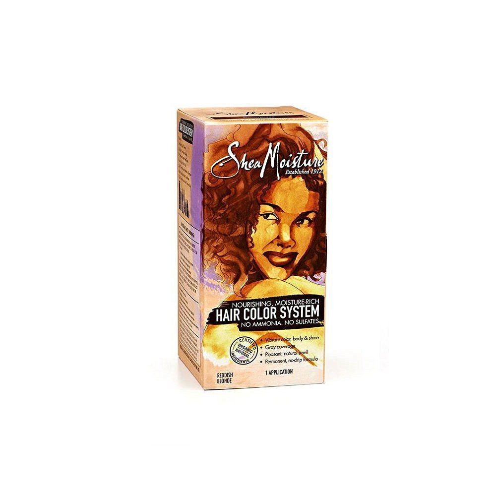 Buy Shea Moisture Reddish Blonde Hair Color System In Cheap Price On