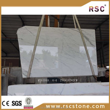 Imported natural staturio white marble