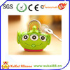 silicone case metal lock with cartoon animal shape
