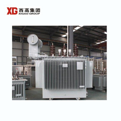 SFZ9 50kv three-phase transformer output transformer tube