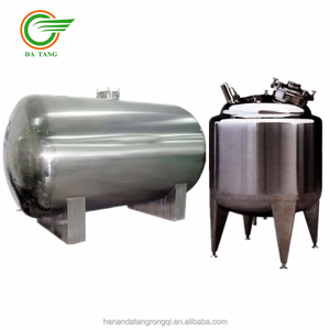 good price glass lined chemical storage tanks manufacture In China industrial stainless steel tank