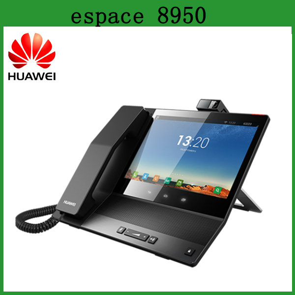 Hot Sale Huawei Video SIP Desk phone espace 8950 Wifi Skype Video Phone