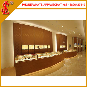 Indian Style Display Jewellery Showroom Interior Design Buy