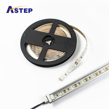 3.5mm WS2812B 2835 5050 RGB SMD Flexible LED Strip Light 5V Flexible rope lights