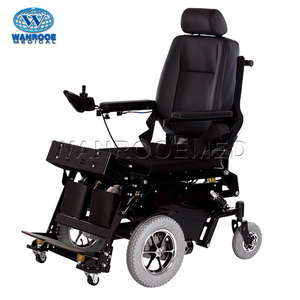 BWHE901 Medical Handcycle Medical Tilting Standing Transport Electric Wheelchair For Disabled