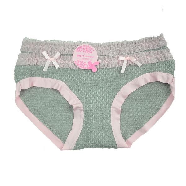 Teen Mädchen in Unterwäsche