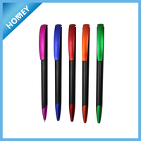 Novelty top quality Plastic ball pen,promotion pen